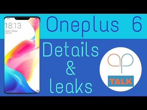 oneplus 6 review( leak news).