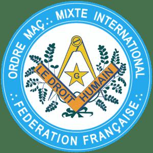 Sceau - Le DROIT HUMAIN Fédération Française - Franc-maçonnerie Mixte et Internationale