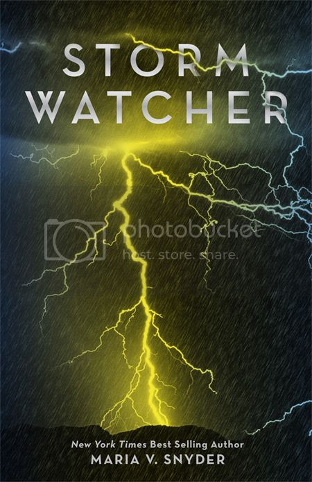 Storm Watcher by Maria V Snyder