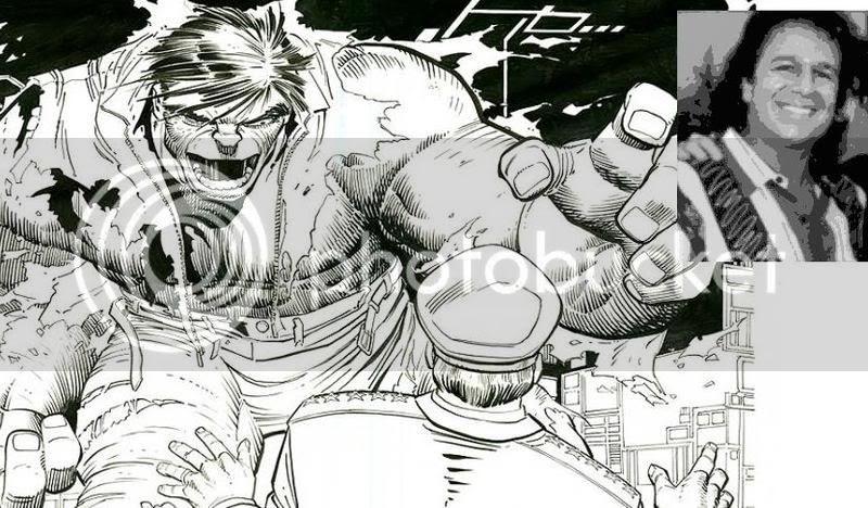 Hulk 10 artistas