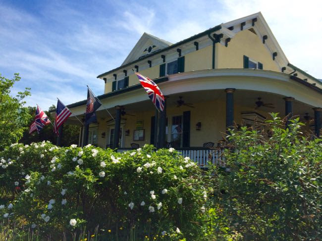 Griffin Tavern, Flint Hill