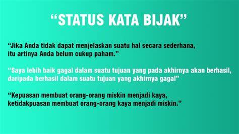 status kekinian fb wa bmapk