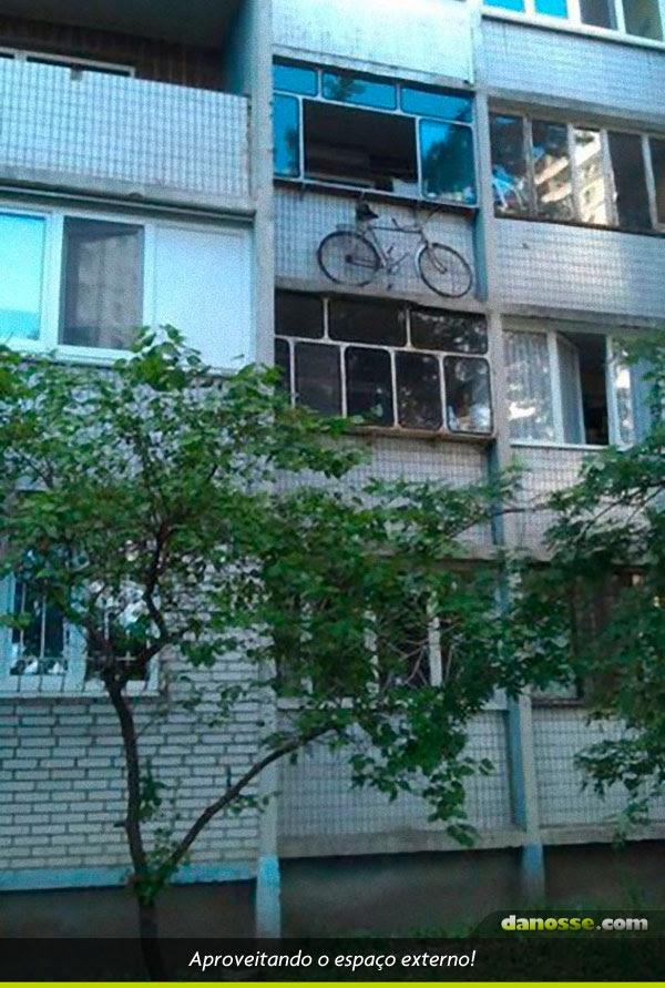 Customizando o espaço do apartamento!