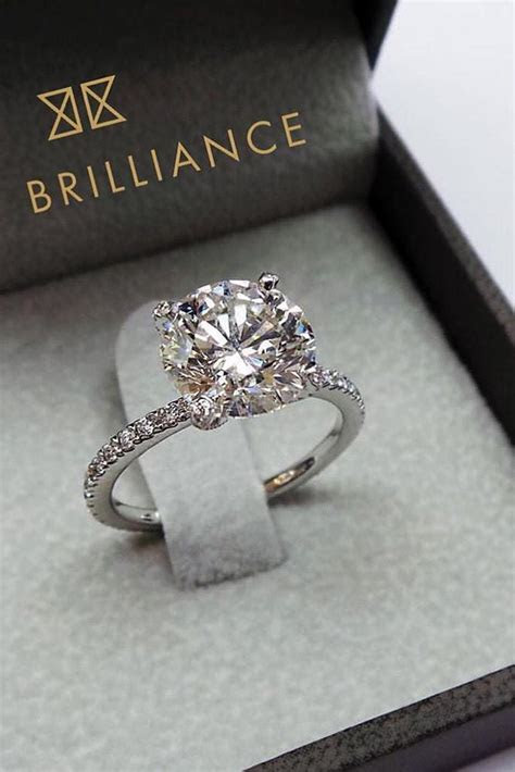 36 Incredibly Beautiful Diamond Engagement Rings   Oh So