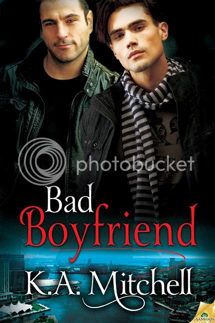 Bad Boyfriend Cover