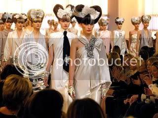 chanel,Karl Lagerfeld,spring 2010,fashion show