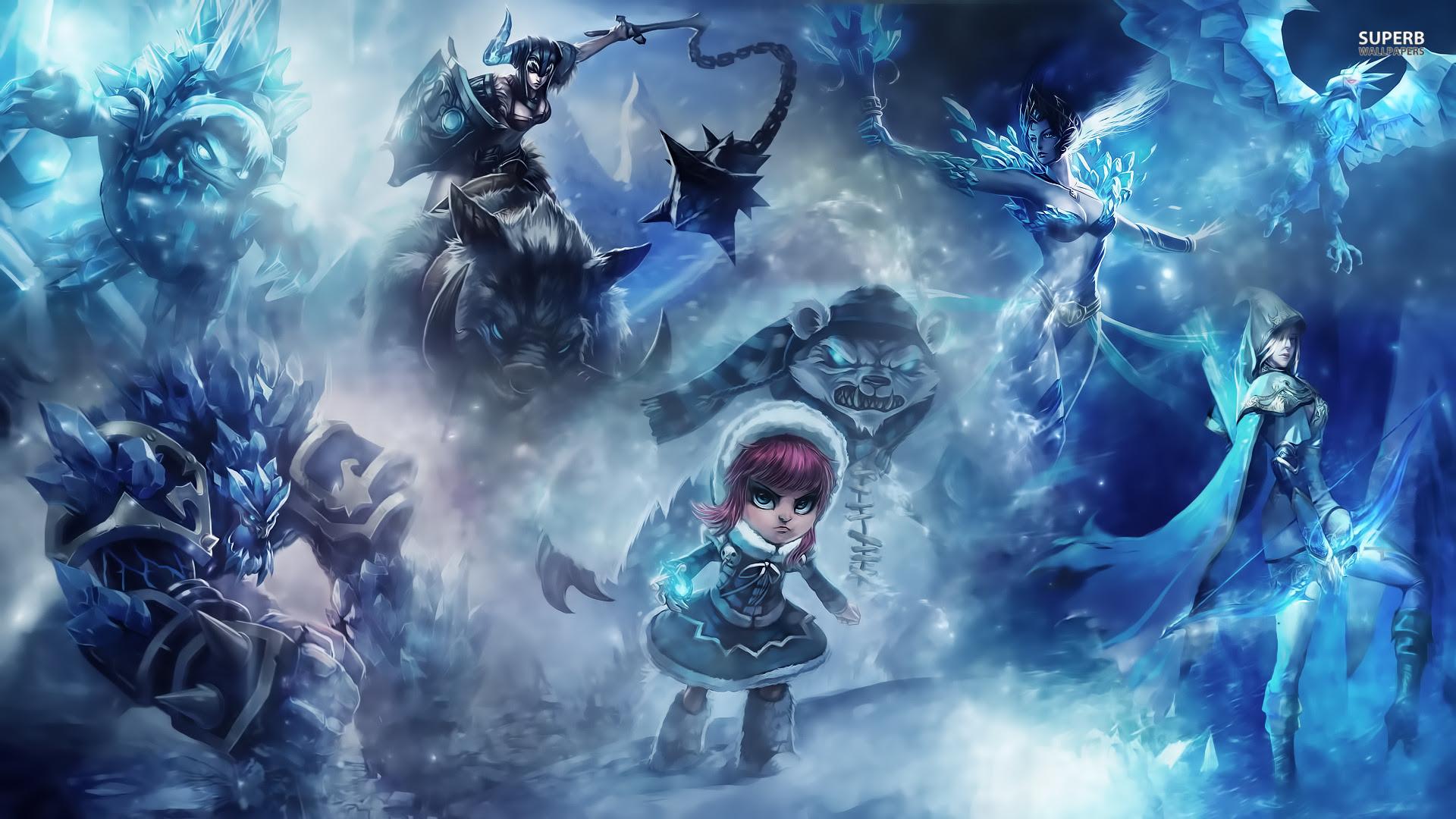 League Of Legends Wallpaper 1920x1080 42792