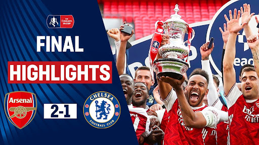 Avatar of Video: Arsenal 2-1 Chelsea FA Cup final highlights