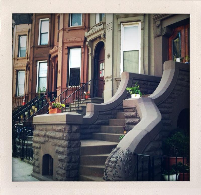 brooklyn stoop
