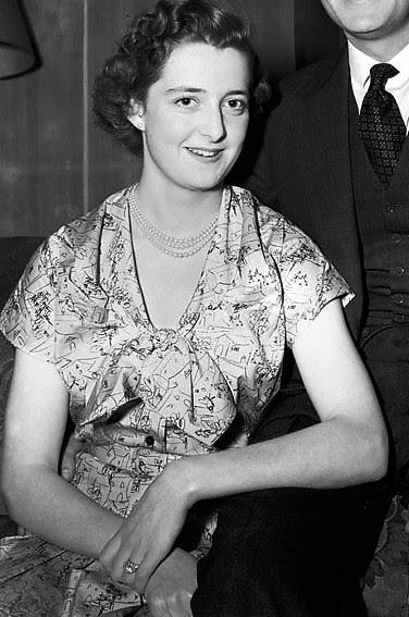 Мать Принцессы Дианы - Фрэнсис Шанд Кайдд матери, такие разные