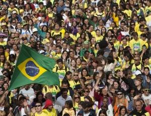 Em 2010, a marcha reuniu 2 milhões de manifestantes, segundo a Polícia Militar