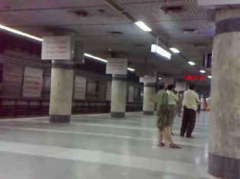 haunted metro station of kolkata ravinder sarovar2