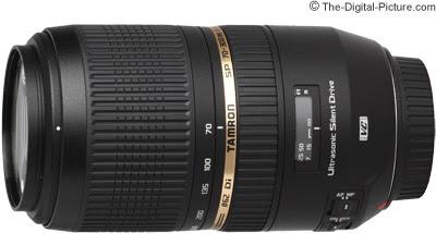 Tamron 70-300mm f/4-5.6 Di VC USD Lens Review