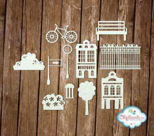 Город [1] ― Магазин-производство товаров для рукоделия и скрапбукинга.