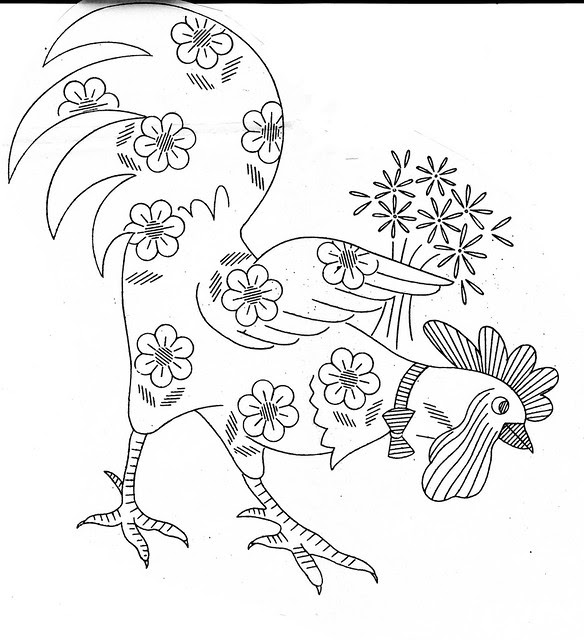 daisy rooster