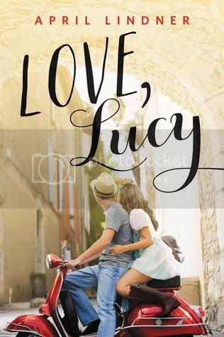 Love, Lucy by April Lindner