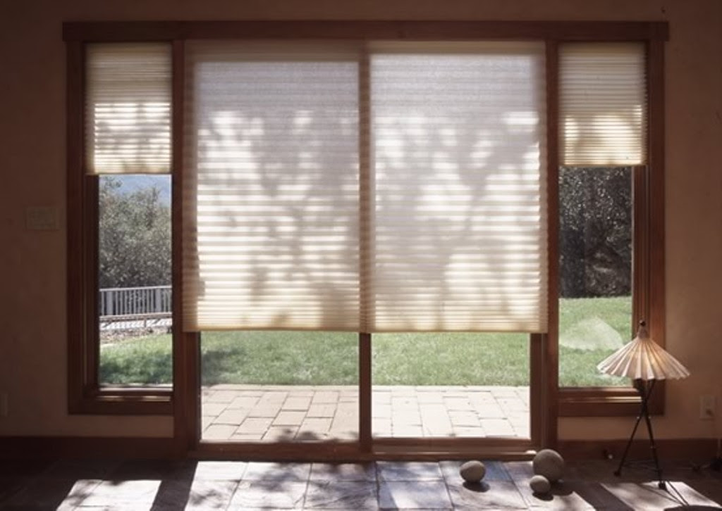 Awesome Sliding Glass Door Shades Options   Ann Inspired