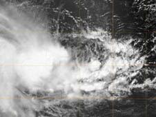 MODIS imagem de Sistema de 93S