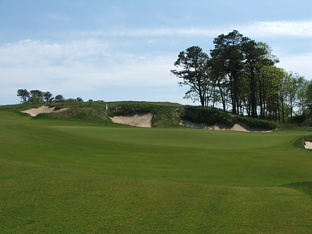 Sebonack 2nd green
