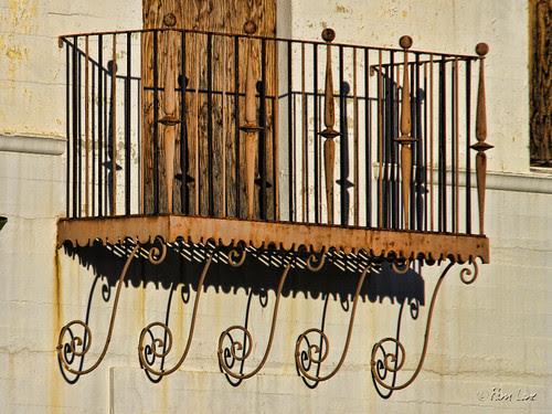 Rancho corbels