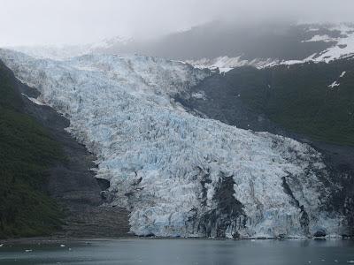 Wellesley Glacier College Fjord Alaska