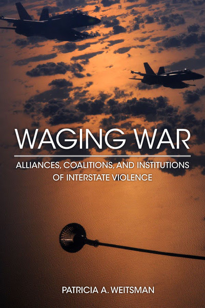 Cover of Waging War by Patricia A. Weitsman