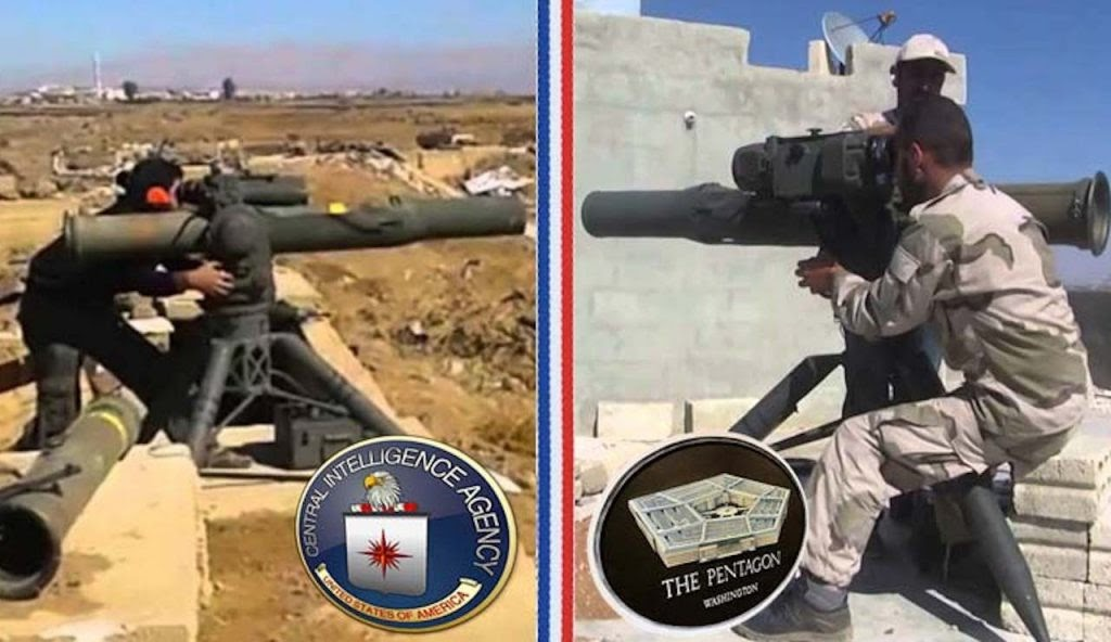 1983 CIA Document Reveals Plan To Destroy Syria, Foreshadows Current Crisis