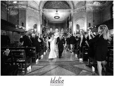 Columbia University Faculty House Wedding