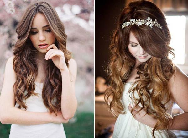 acconciature capelli mossi lunghi - 20 pettinature con i capelli lunghi semplici e chic Cosmopolitan