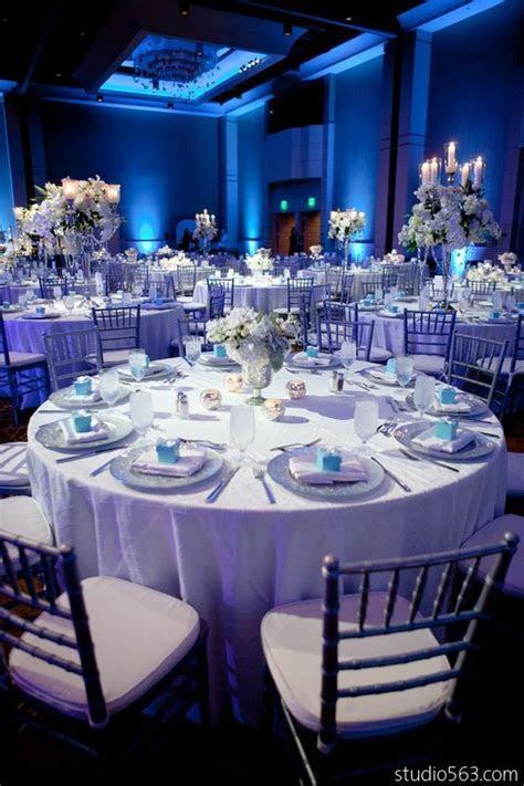 Ice blue weddings, Winter weddings and White weddings on