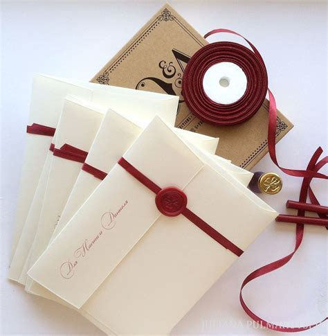 Create a belly band of ribbon, sealed with a special
