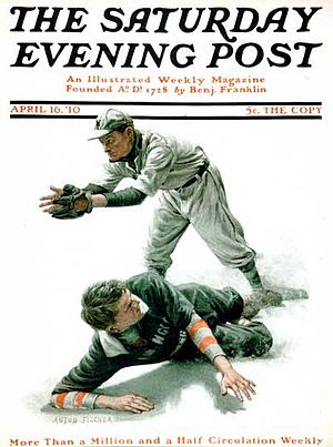 Saturday Evening Post April 16, 1910