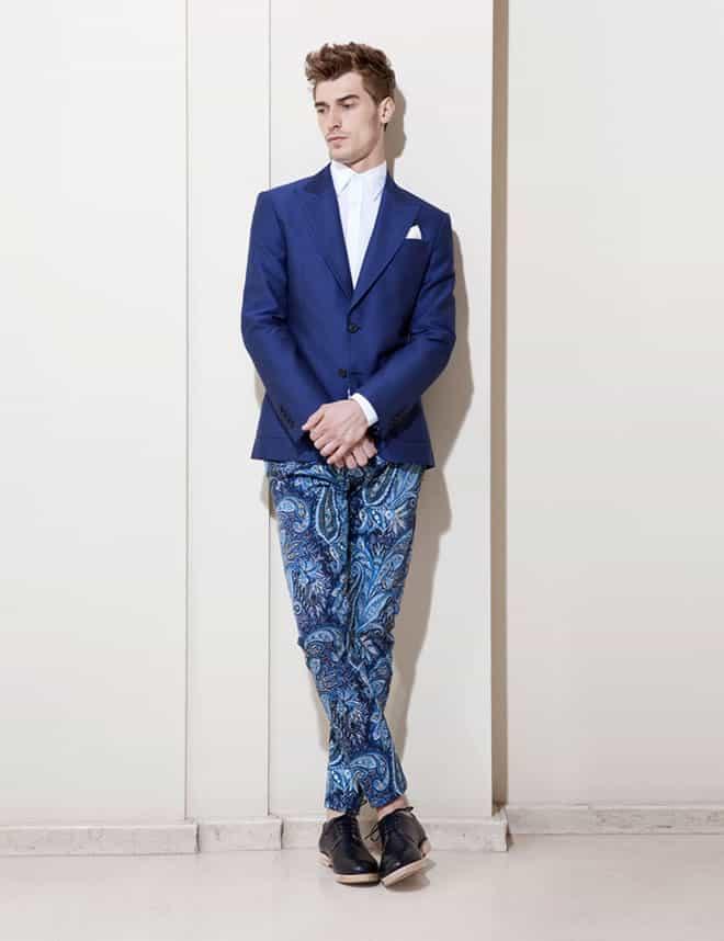 Zara Man: April Lookbook