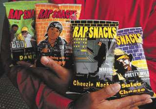 History Rap Snacks