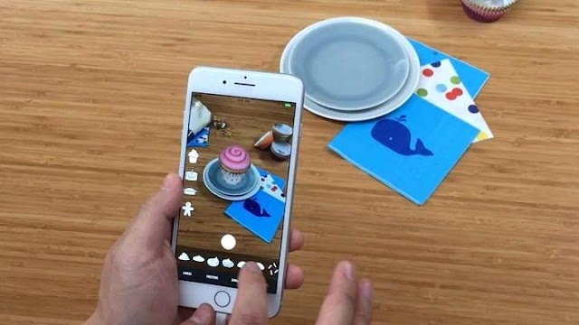 Developers Showcase of ARKit App Demos, As Google Unveiled ARCore In Response To Apple's ARKIt