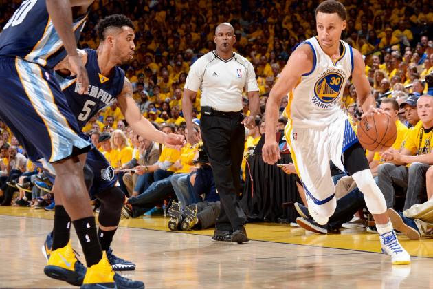 Grizzlies vs. Warriors: Game 1 Score and Twitter Reaction from 2015 NBA Playoffs