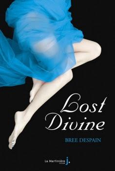 Couverture Dark Divine, tome 2 : Lost divine