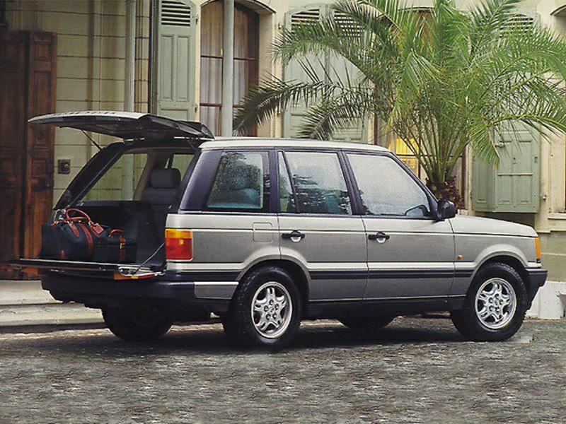 1998 Land Rover Range Rover Specs, Pictures, Trims, Colors ...