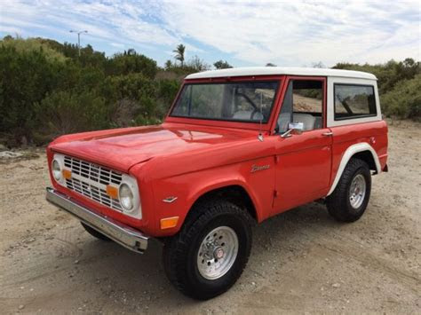 st gen bronco  sale  car update