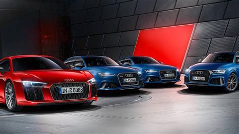 Audi RS Models Could Go Rear Wheel Drive, Audi Sport Boss Says   The Drive