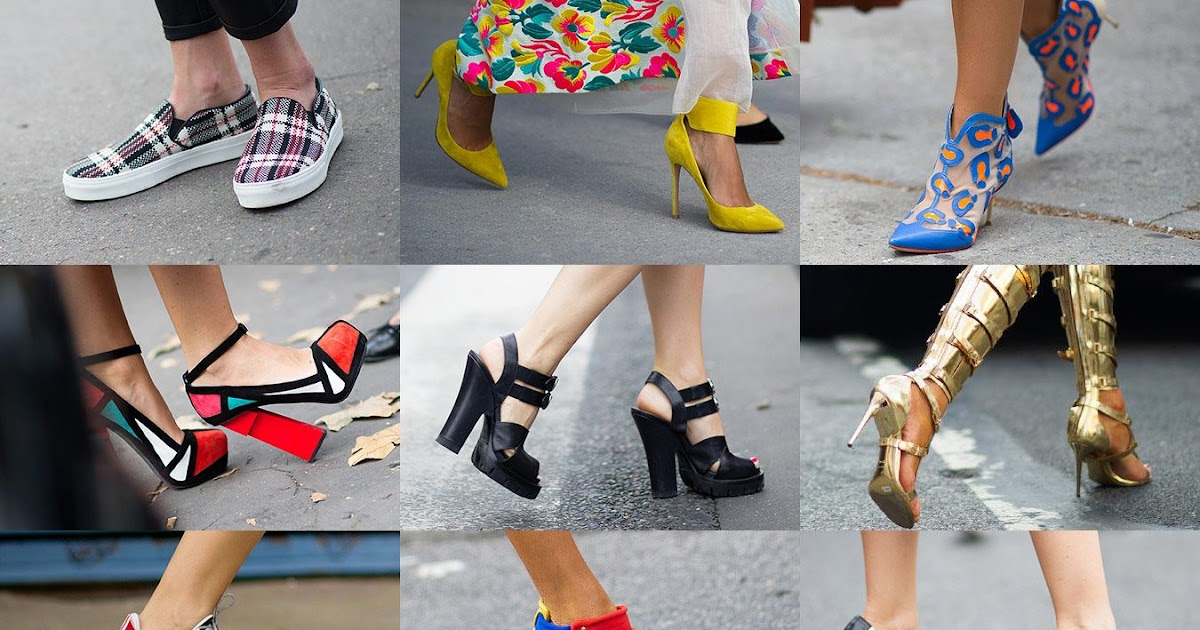 uk ladies fashion blog 4 hottest shoe trends of 2014 for