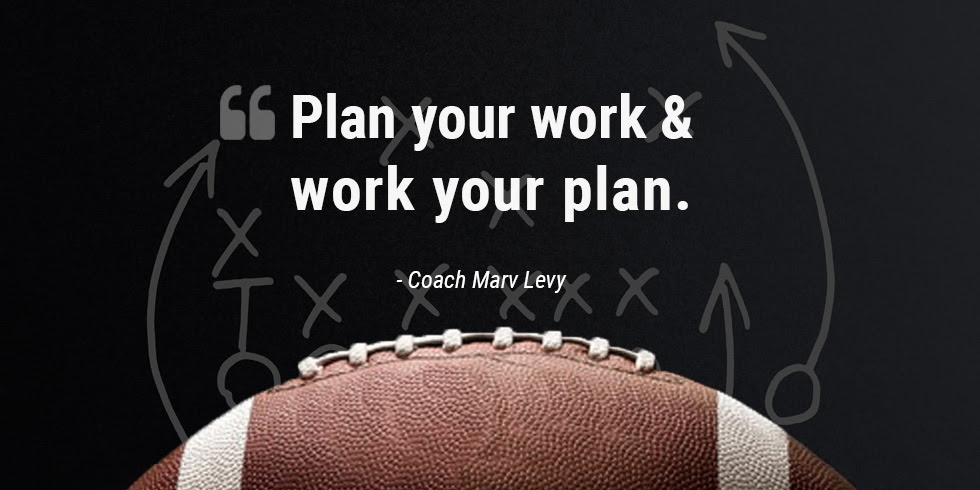 plan your work work your plan