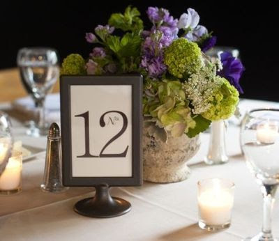 Wedding Table Number Frames 50 Wedding Brown Ikea Tolsb