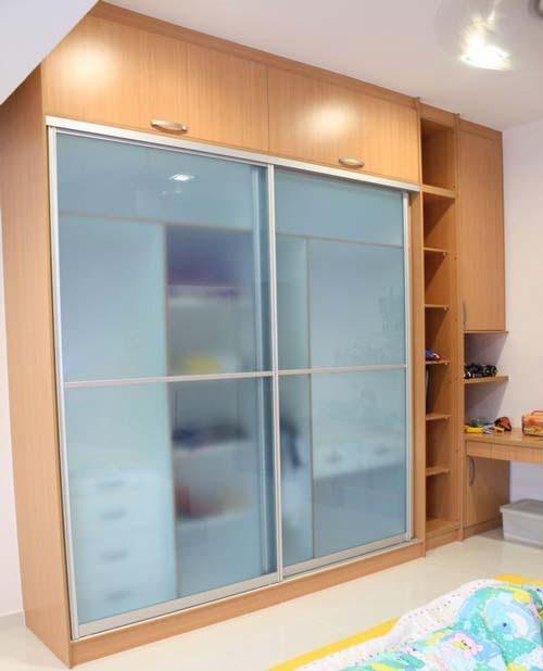 Sliding Door Units & Sliding Door Storage Kitchen Storage ...