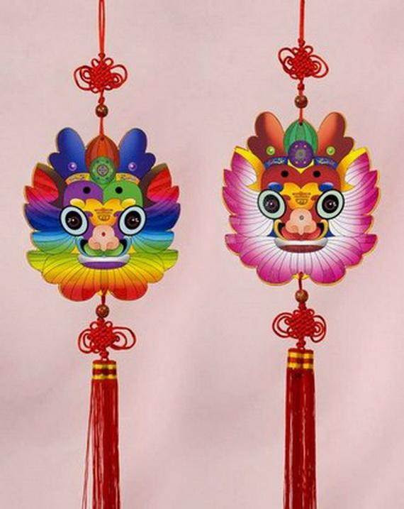 Chinese New Year Decorating Ideas | Family Holiday