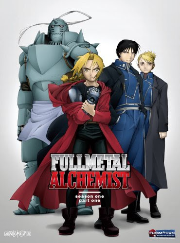 Full Metal Alchemist 2003