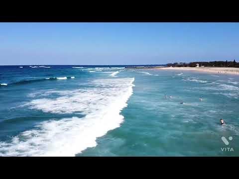 Sea sounds wave