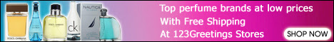 Buy the best in fragrances at 123Greetings Store