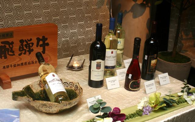 Wines from Castello Banfi