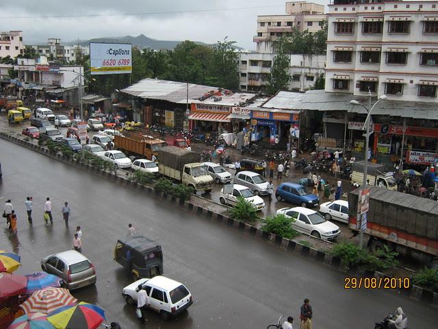 Aditya Birla Hospital Hinjewadi Road, at Dange Chowk, PCMC, Pune